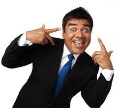 The Hispanic Buffoon - George Lopez