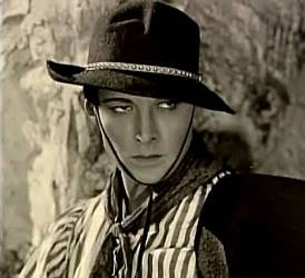 The Latin Lover - Rudolph Valentino